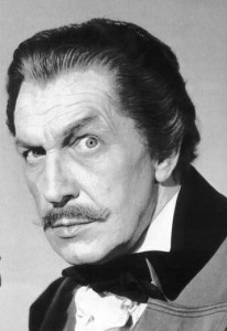 vincent price with