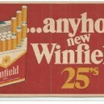 Winfield Cigarettes