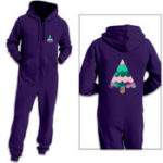 Lolly Tree adult onesie